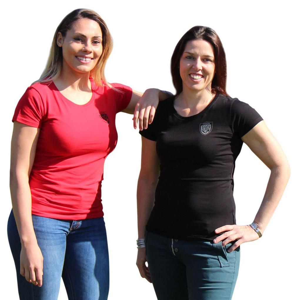 T-shirt femme muguet