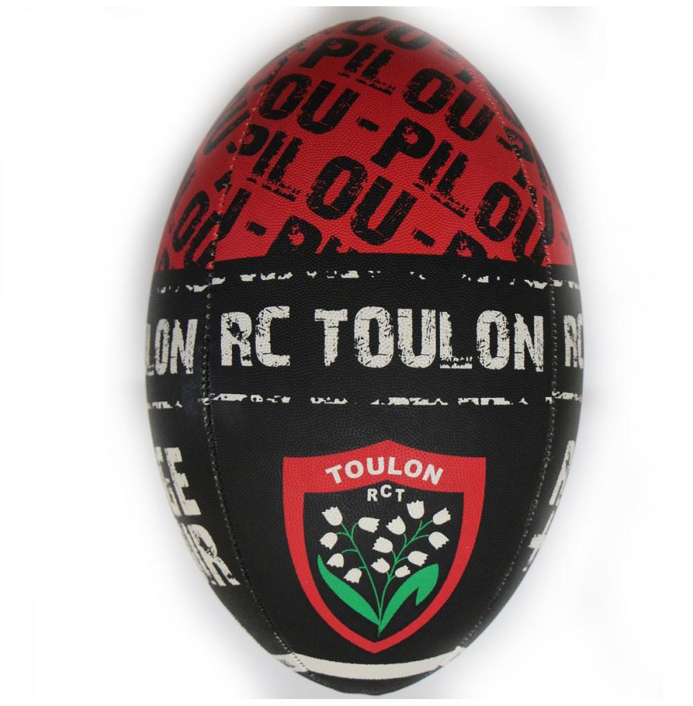 Ballon supporter pilou