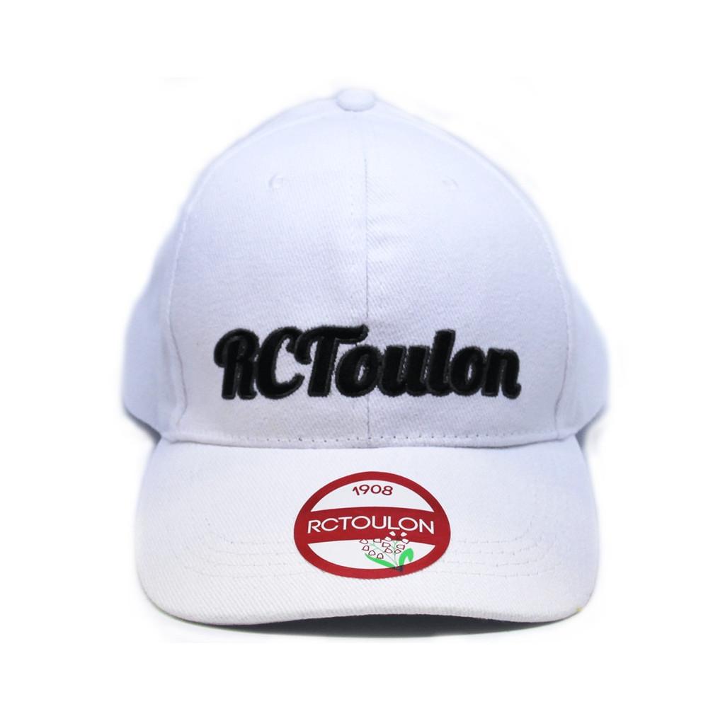 RCToulon  white cap