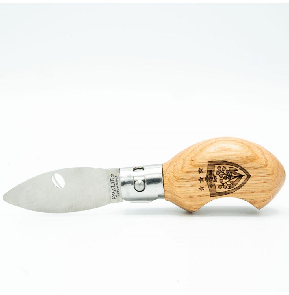 Couteau chêne Ovalie x RCT