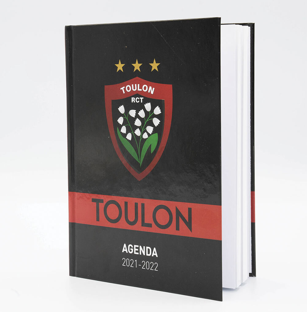 ÉCHARPE SUPPORTER RCTOULON