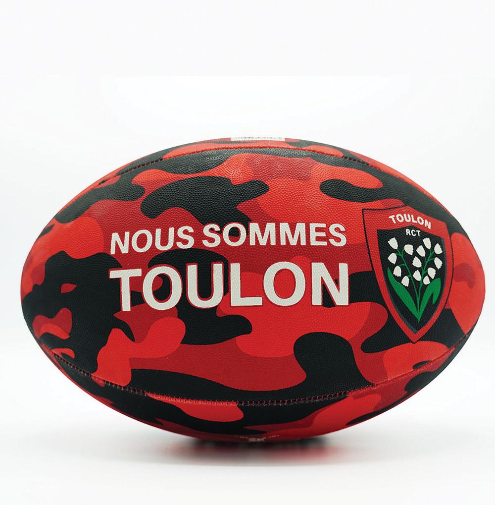 Ballon supporter camouflage