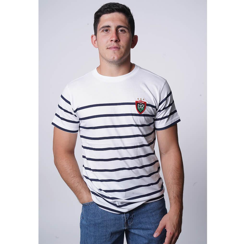 T-shirt enfant marinière