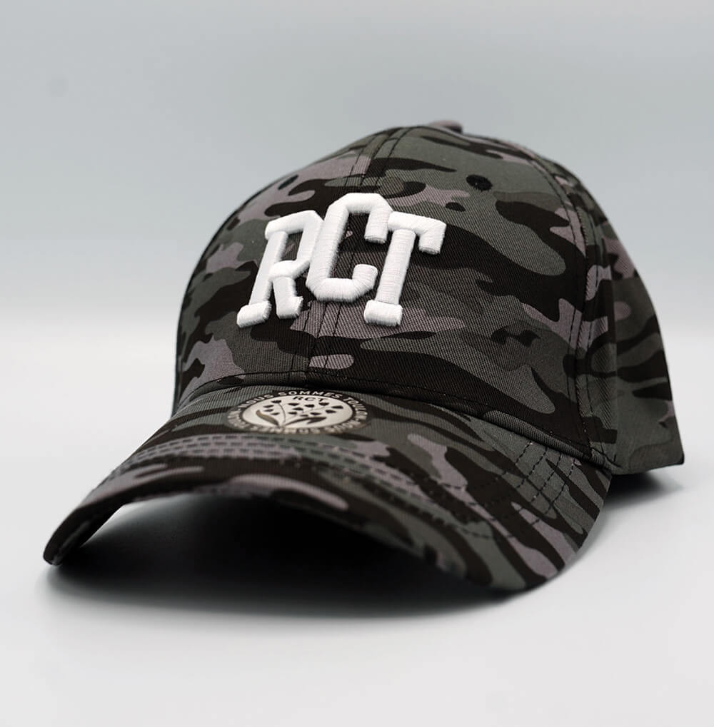 Casquette camouflage RCT