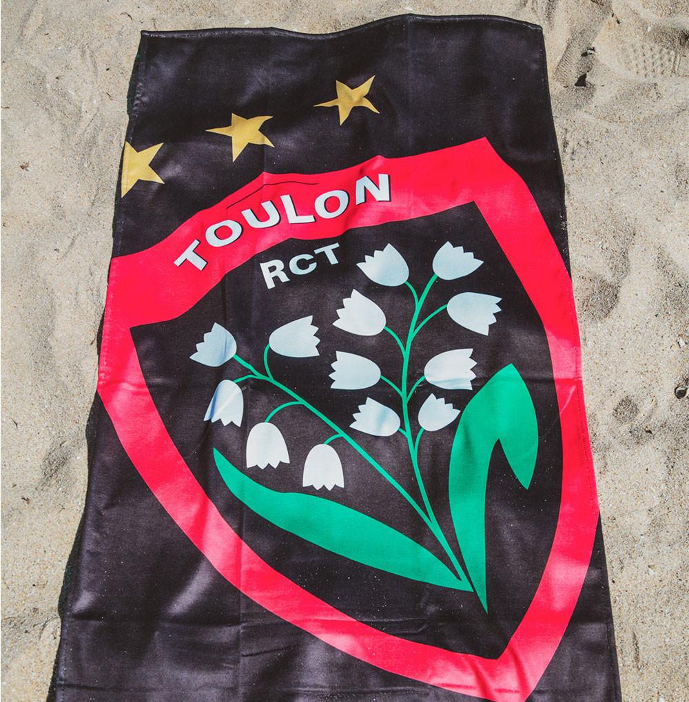Beach towel RCT