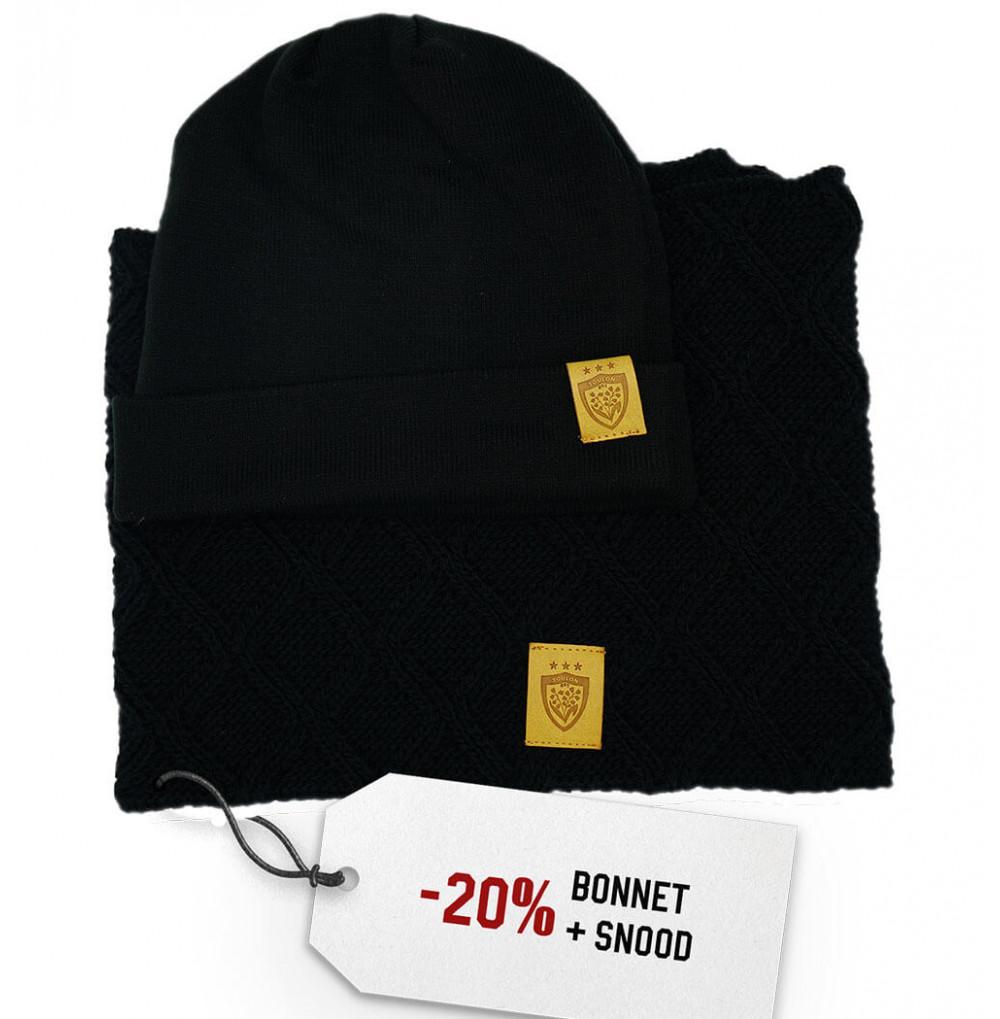 Pack snood et bonnet