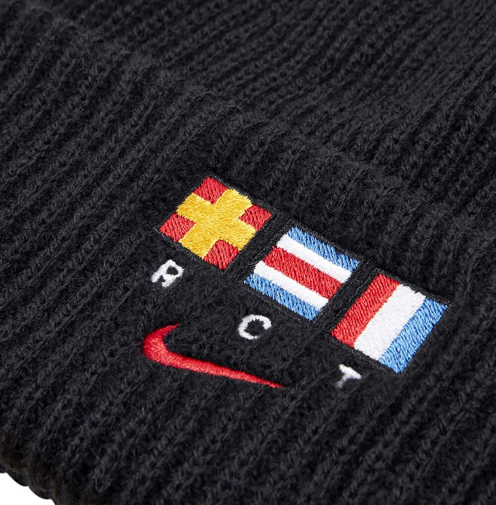 CASQUETTE CAP BLACK